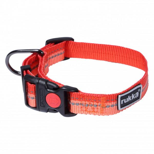 Rukka Pets Beam Halsband, Tomato