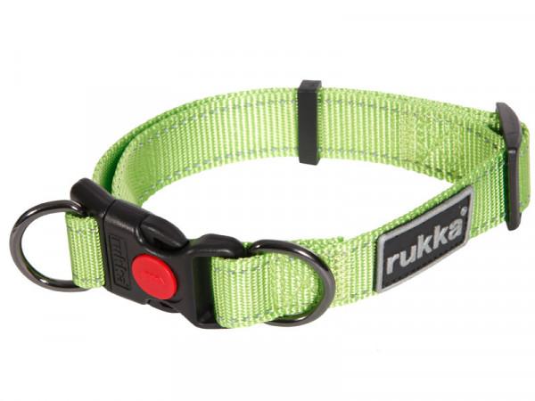 Rukka Pets Bliss Halsband, Lime