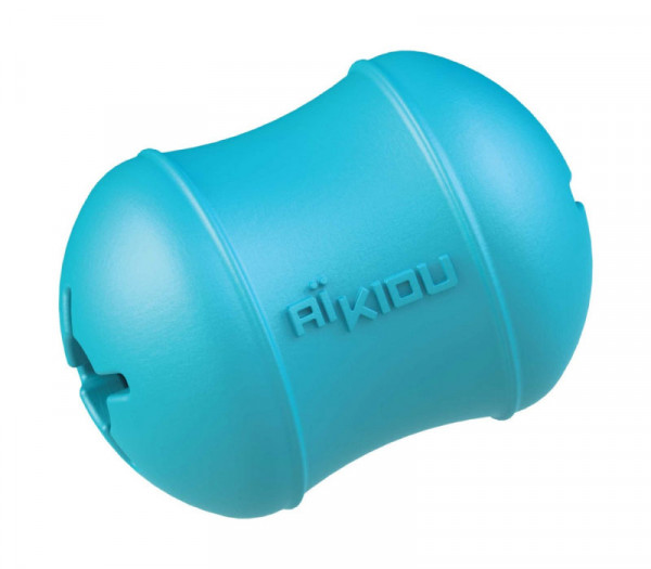 Aikiou Toy Ball Drum Hondenspeelgoed, Blauw