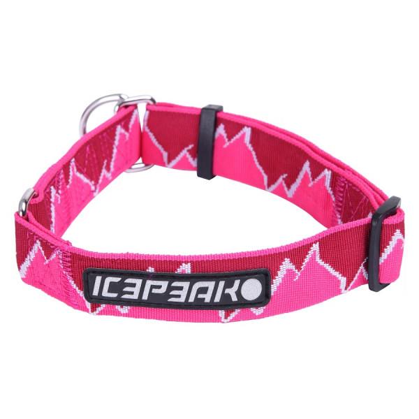 Icepeak Pet Valley Hiking Slip Halsband, Cranberry