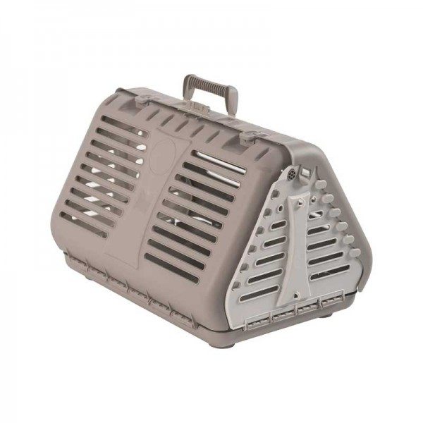 Rotho MyPets Toby opvouwbare transportbox Cappuccino