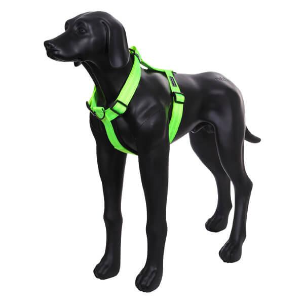 Rukka Pets Form Neon Tuig, Neon Geel