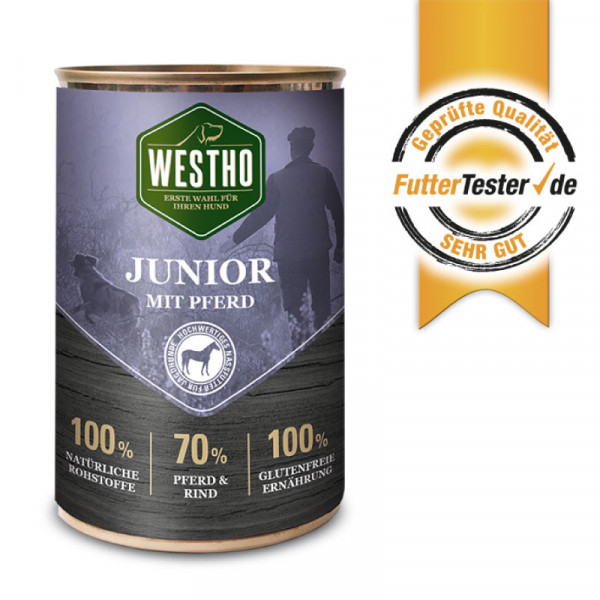 Westho Junior blikmenu 400g