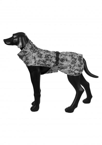 Rukka Pets Drizzle raincoat grijs