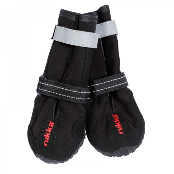 Rukka Pets Proff Boots Lang, zwart