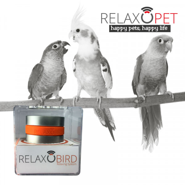 RelaxoPet RelaxoBird G3 Versie
