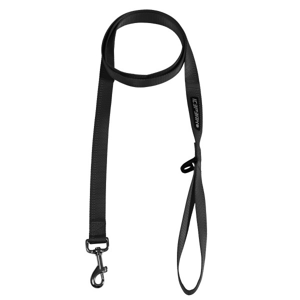 Icepeak Pet Winner Basic riem, zwart