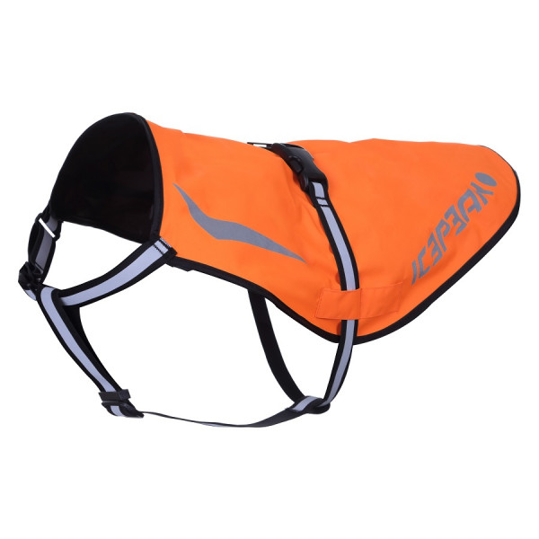 Icepeak Pet Prozone Reflecterend Vest, Oranje