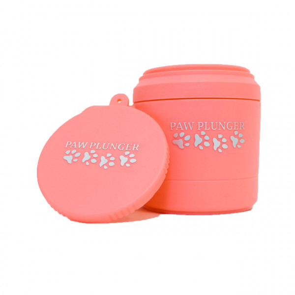 Pet Product Innovations Paw Plunger Pink, Small