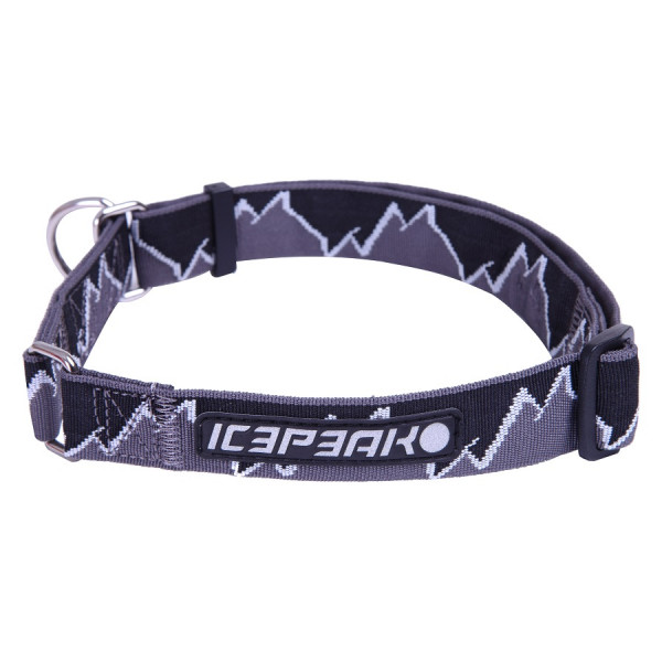 Icepeak Pet Valley Hiking Slip Halsband, Antracite