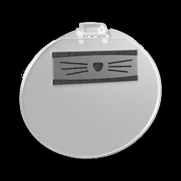 Rotho MyPets Bella kattenluik Transparant