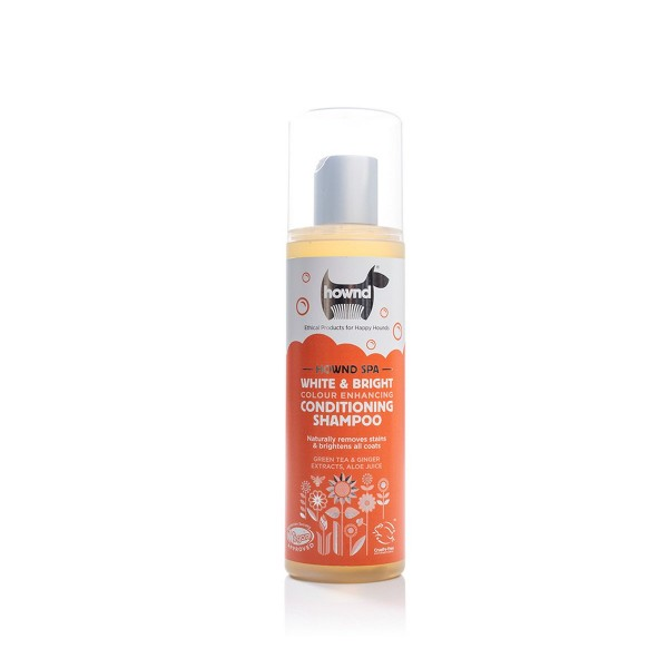 HOWND White & Bright Conditioner & Shampoo