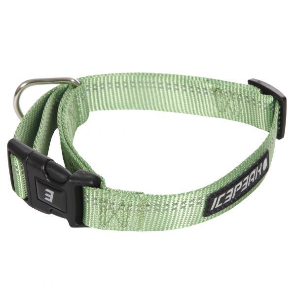 Icepeak Pet Winner Basic Halsband, Groen