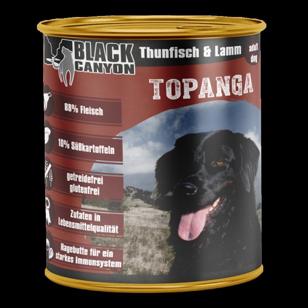 Black Canyon Topanga Tonijn & Lam Natvoer