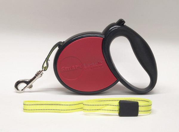 Pet Product Innovations Rollijn Smart Leash Rollijn Rood