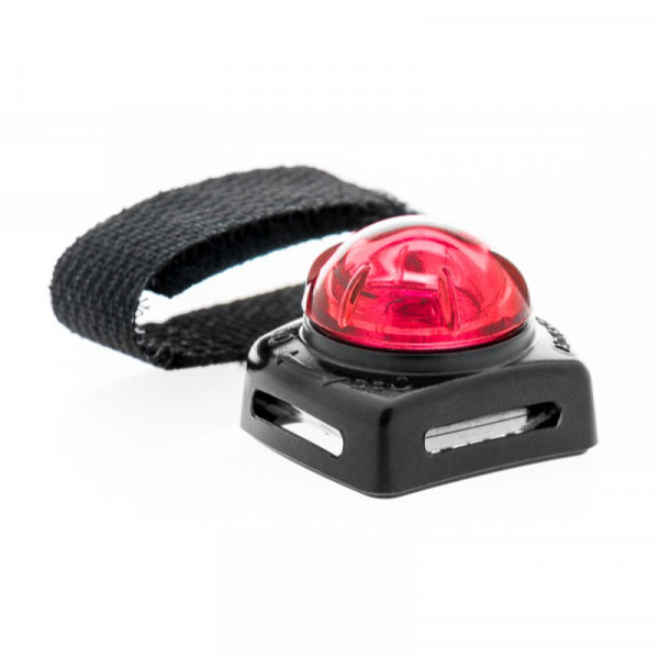 Adventure Lights Guardian Pet Beacon Lampje, Rood