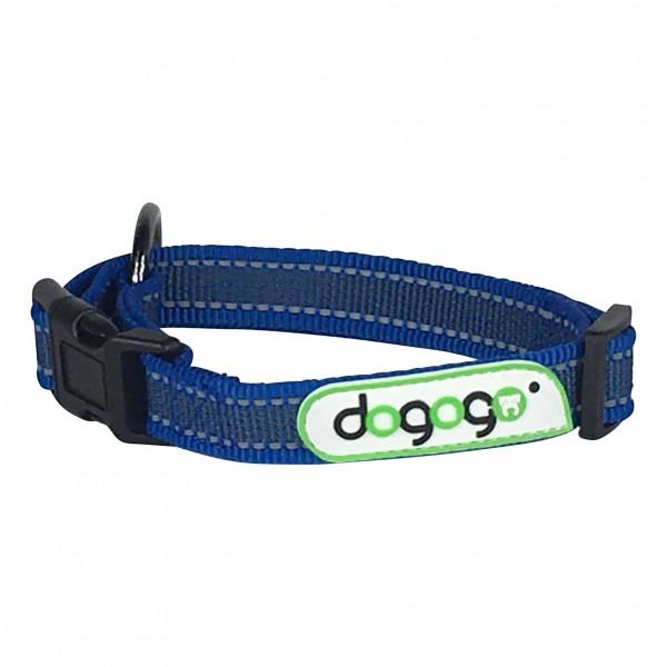 Dogogo halsband, blauw