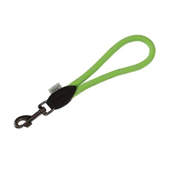 Dogogo korthouder met handvat, groen
