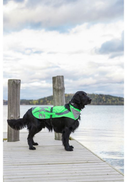 Rukka Flap Safety Vest Neon Groen
