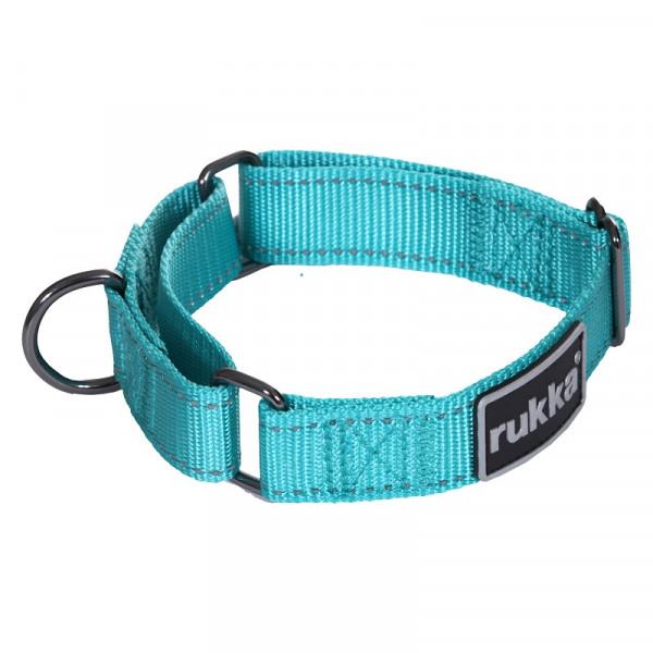 Rukka Form Web halsband, Turquois