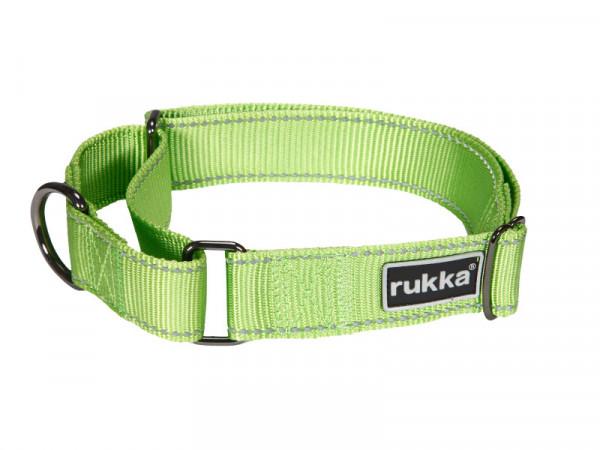 Rukka Pets Form Web Halsband, Lime
