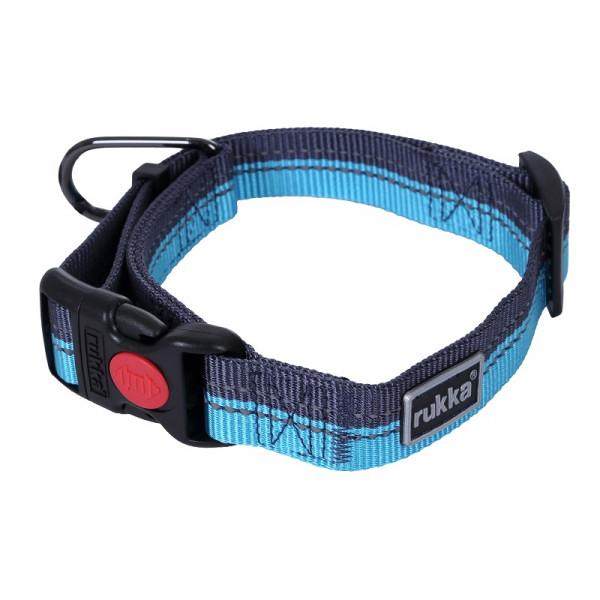 Rukka Pets Beam Halsband, Aqua