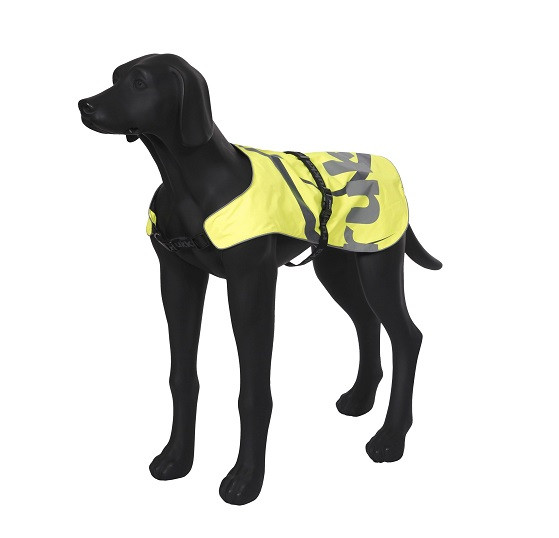 Rukka Flap Safety Vest Neon Geel