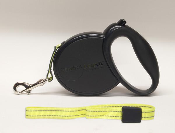 Pet Product Innovations Rollijn Smart Leash Zwart