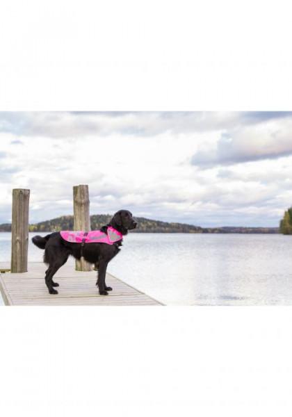 Rukka Flap Safety Vest Neon Pink