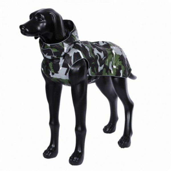 Rukka Stream Raincoat camouflage