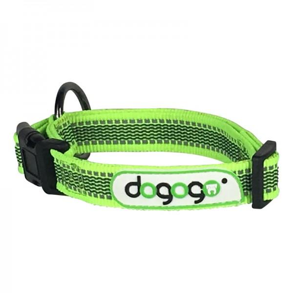 Dogogo halsband, groen