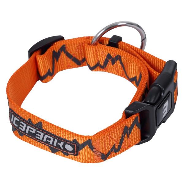 Icepeak Glows Halsband, Oranje
