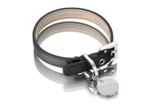 Henessy & Sons Sailor halsband, zwart/ zwart