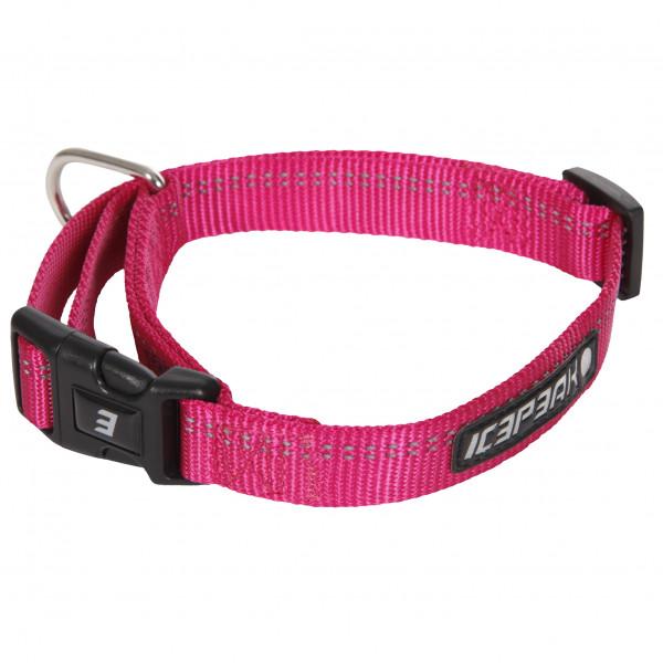 Icepeak Pet Winner Basic Halsband, Fuxia